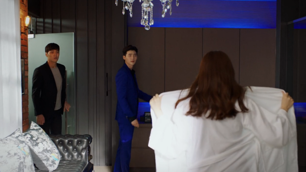 W-Two Worlds Episode 3 – Lingerie or a long shot? | Dramas