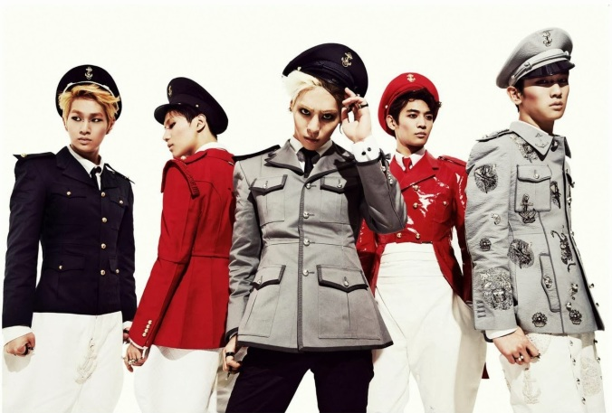 DWASOK SHINee Everybody