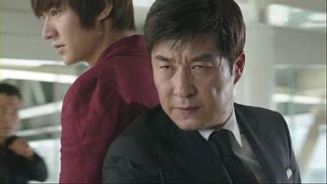 DWASOK City Hunter father and son