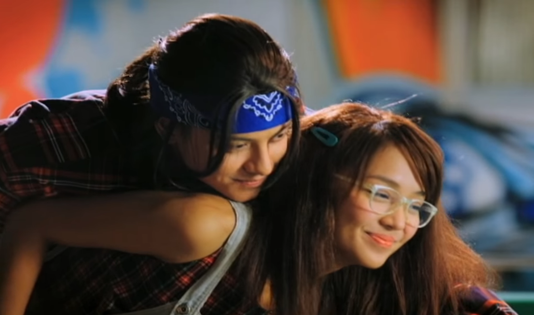 Shes dating the gangster cast athena dizon sdtg