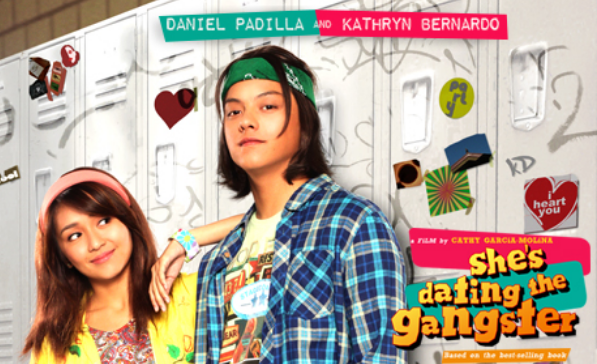 Shes dating the gangster book review