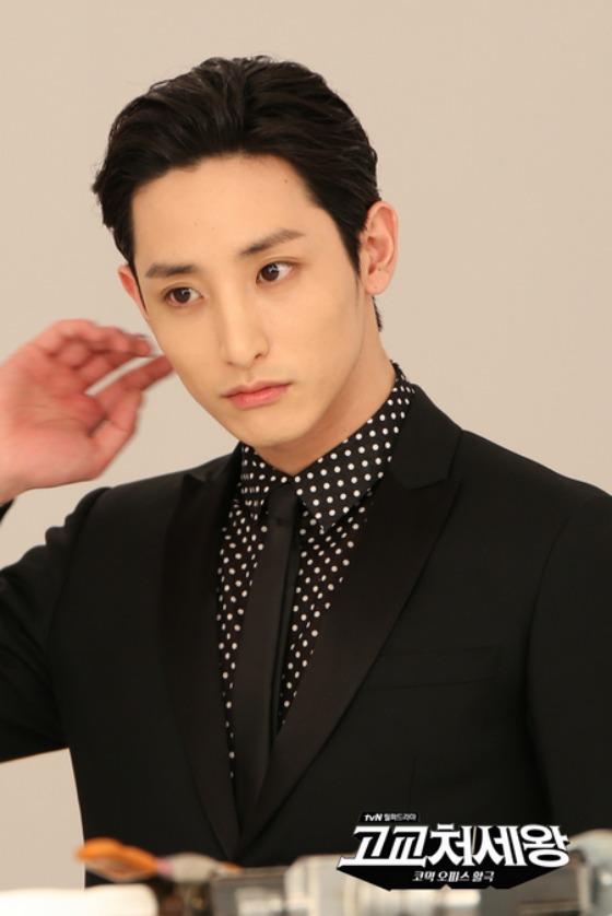 dramas kimchi High School King of Savvy Director Yoo