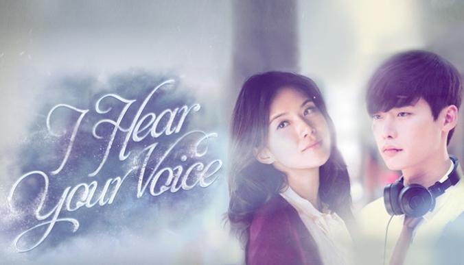 dramas kimchi i hear your voice poster