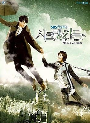 dramas kimchi secret garden poster