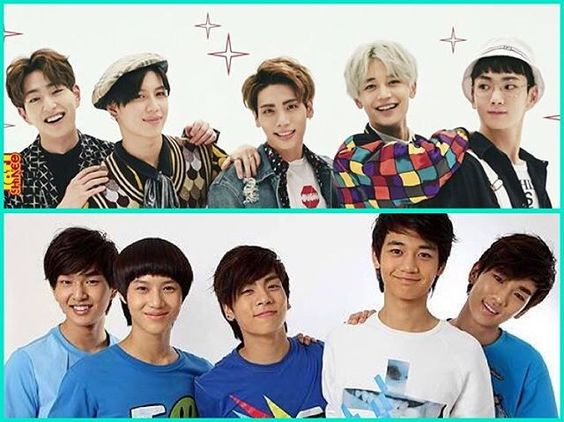SHINee grow up